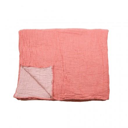 Musselin-Decke aus Bio-Baumwolle