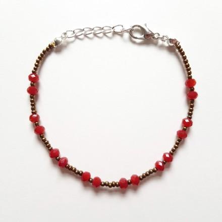 Armband Hibiscus