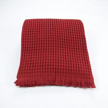 Decke Waffelpique