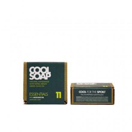 Cool Soap 11 - Avocadoöl mit Lavendel & Lorbeer