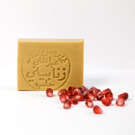 Aleppo Olivenölseife Granatapfel