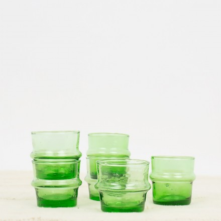 Marokkanisches Glas, Teeglas S