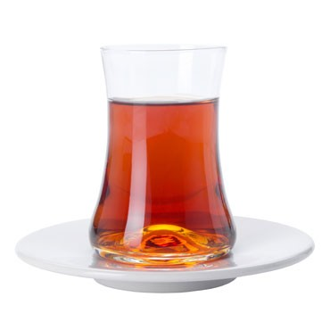 6er Set Teeglas Dervish weiß